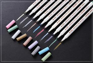 Sta Pen Metallic Painting Art Fine Tip Colored Supplies Marker Paint Pens School Writing Supplies 10colors