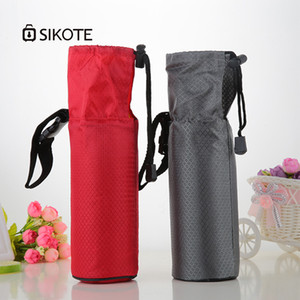 Wholesale SIKOTE ml Insulated Bag for Bottle Waterproof Lunch Bag for Cup Cooler Thermal Men Travel Lunch Box Kids