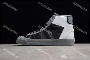 Wholesale Top Quality X Studio Shoes X Mens Women MID AA3832 Casual Shoes With Zip Tie Red Tag Size US7