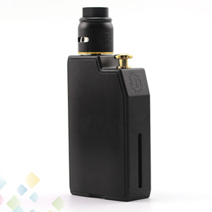 Wholesale mechanical vape mod for sale - Group buy Original Advken CP Squonking Kit ml Bottle Fit Single battery Bottom Feed Mechanical Box Mod CP Atomizer Vape Ecig Kit DHL Free