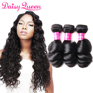 Wholesale Top Selling Grade A Brazilian Loose Wave Virgin Hair Mink Brazilian Hair Weave Bundles Human Hair Extension Malaysian Peruvian Loose Wave