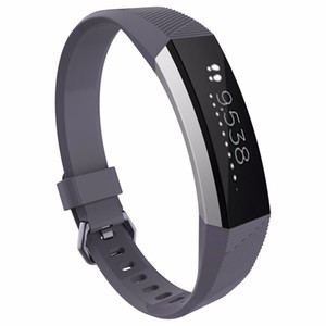 Wholesale Wristband Wrist Strap Sport Bracelet Belt Replacement Fitness Smartband Bracelet For Fitbit Alta HR Band Strap Watch