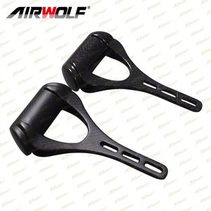 Wholesale Airwolf handlebars for computer T800 carbon bike computer mount K weave matte or glossy computer mount
