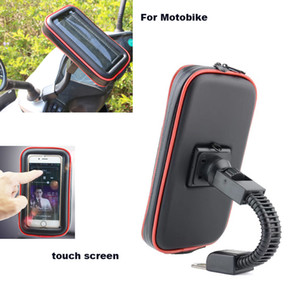 Touch Screen Bicycle Motocycle Bike Mobile Phone Holders Case Bags For Huawei Mate 9 Porsche Design,p10 P10 Plus,Mate S2,Mate 8 C18110801
