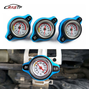 RASTP- Genuine Thermostatic Gauge Radiator Cap + Water Temp Gauge 0.9 1.1 1.3 BAR Cover RS-CAP001