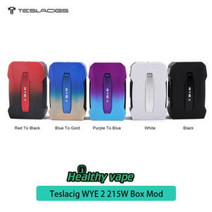 Wholesale bx for sale - Group buy 100 original tesla WYE MOD w TC bx mod powered by dual battery fit with resin tank