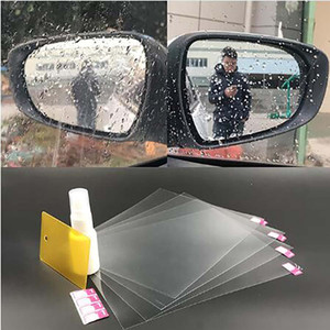 Wholesale New tech anti fog anti glare car rearview mirror film cover protector waterproof Membrane Replacement with factory price