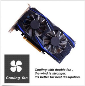 Best seller gtx750ti video game graphic card 2G DDR5 128 Bit independent pci-e card for desktop computer