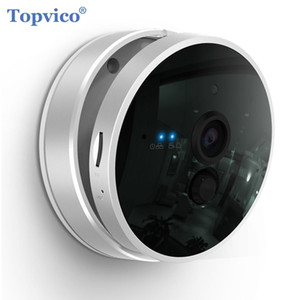 Wholesale Topvico P IP Camera WI FI with Infrared Motion Sensor ONVIF CCTV WIFI Cam Wireless Video Surveillance Home Security Camera