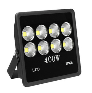 Wholesale outdoors light fixture resale online - 400 watt Super Bright Outdoor High Power LED Flood Light with Fixture Daylight White IP66 Waterproof lum V V AC LLFA