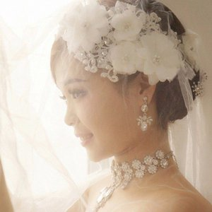 Wholesale hot sale bridal Hairbands Crystal Headbands women Hair Jewelry Wedding accessories crystal Tiaras And Crowns Head Chain