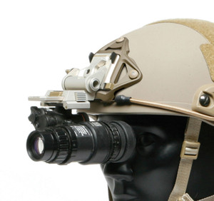 Wholesale L4G24 OPS skeleton lightweight aluminium tactical helmet night vision NVG Mount dried cuttlefish