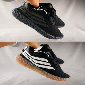 Wholesale 2018 New arrival Sobakov Men women casual Shoes High Quality Breathable rubber soles restoration men women outdoor sports shoes size TH