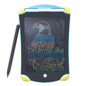 Wholesale Color LCD Writing Digital Tablet Cartoon Inch Drawing blackboard Handwriting Pads Children Graffiti board Electronic Toys Tablet