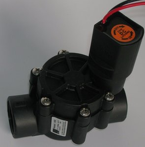 "irrigation system Z&W(zanchen) 100D 1"" In-Line High quality Automatic Sprinkler Valve 9V DC Latching"