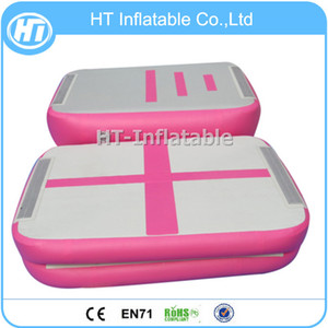 Free Shipping 1x0.6x0.2m Customized Inflatable Mini Air Tumble Track for Sale Durable Air Track Tumble Block Inflatable