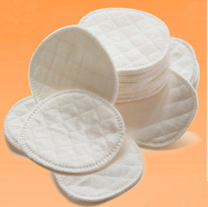 Wholesale Hot sale useful new mammy maternal maternity adsorbent breastfeeding feeding reusable washable breast pads nursing free shipping