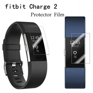 Wholesale Smart watch Screen Film soft TPU Protector For fitbit charge2 charge H Explosion Proof protector High toughness HD screen film SSC051