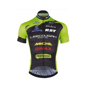pro team Cycling Short Sleeves jersey Summer Style Men MTB Ropa Ciclismo Quick Dry Anti Wrinkle Anti UV Bike Wear shirt Size XS-4X
