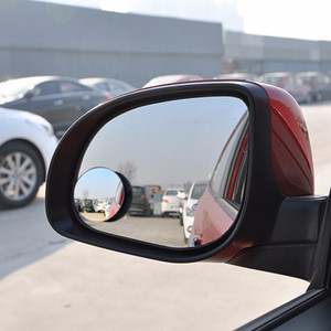 1 PCS Auto 360 Wide Angle Round Convex Mirror Car Vehicle Side Blindspot Blind Spot Mirror Wide RearView Mirror