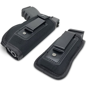 IWB waterproof general Black Stealth For All Compact Tactical Pistols With multi-function magazine bag cartridge bag.