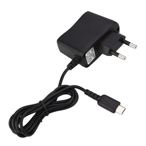 US EU Plug AC Power Supply AC Adapter Wall Travel Charger Chargers For NDS Lite NDSL DSL DS lite Console DHL FEDEX EMS FREE SHIPPING