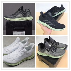 Futurecraft 4D Print Digital Light Synthesis AlphaEdge 4D LTD Primeknit Man Running shoes,with original box