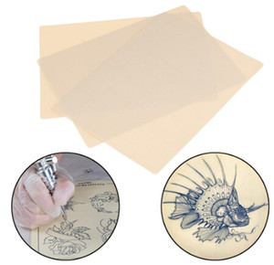 1PC DIY Dual Side  Blank Tattoo Practice Skin For Needle Supply Kit Body Art Tattoo Accesories
