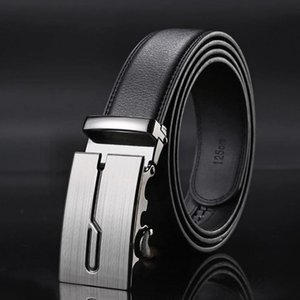 New Brand Automatic Buckle Belts For Men Fashion Designer Leather Strap Male Belt Girdle Wide Men Waistband ceinture cinto masculino Bb17