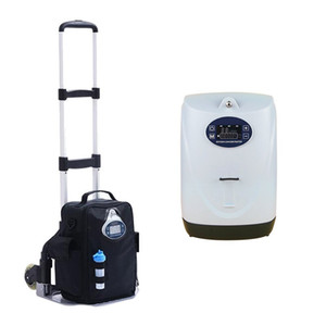 Wholesale oxygen concentrator generator resale online - Lovego1 LPM LPM Portable Oxygen therapy device oxygen generator Portable oxygen concentrator for home car travel use