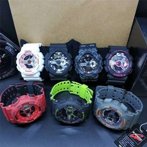 Wholesale Hot relogio G WG men s sports watches GW1000 Display LED Fashion army military shocking watches men Casual Watches R001