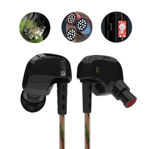 Wholesale Original ATE ATR HD9 Copper Driver HiFi Sport In Ear Earphone KZ ATES Super Bass Earbuds with Microphone For iPhone Xiaomi Mp3