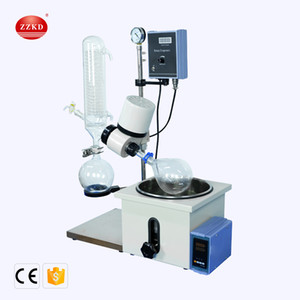 ZZKD Lab Medical 2L Lab Rotovap Rotary Evaporator Evaporation Apparatus for Efficient Gentle Removal of Solvents 110V 220V