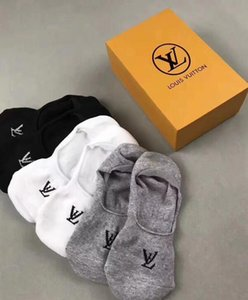 2019 Newest ankle head Socks for Men And Women Fashion y 3 5pair Deodorant Cotton supremn Unisex Socks Sport Socks on Sale