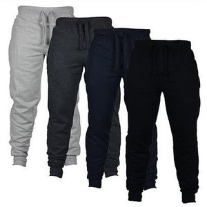 Men's Casual Sweat Pants Jogger Harem Trousers Slacks Wear Drawstring Y1892503