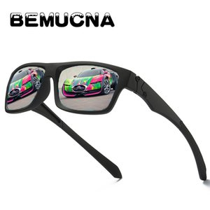 Wholesale BEMUCNA the new sunglasses men polarized light sunglasses fashion glasses Support Drop Shipping Provide Pictures