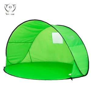 Wholesale Automatic Up Instant Portable Outdoors Beach Tent Sun Shelter Cabana with Carry Case ZH