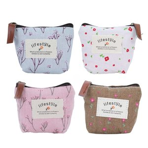 Wholesale Sanitary Napkin Bag Purse Holder Organizer Storage Bags with Zipper Traveling Travel Napkins Towel Pouch Pad Holder Freeshipping