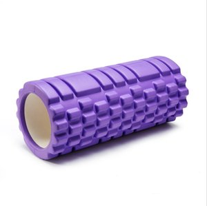 Wholesale EVA Point Mounted Yoga Foam Roller Blocks for Fitness Home Exercises Gym Pilates Physiotherapy Massage Size 32*13cm
