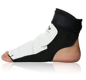 Wholesale Adult child protect Taekwondo Foot Protector Ankle Support fighting foot guard Kickboxing boot WTF approved protect