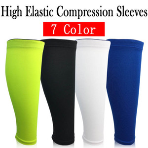 Custom Logo Men Women Cycling Leg Warmers Compression Shin Guard Running Leg Sleeve Football Basketball Calf Sleeves Sports Safety G439S on Sale