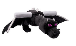 60cm Plush Toy Ender Dragon Ender Dragon Soft Stuffed Pillow Festival TOY GIFT