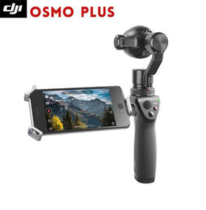 Wholesale osmo dji for sale - Group buy Original DJI Osmo Plus Axis Handheld K zoom lens Camera Gimbal Professional Stabilizer K video megapixel photos