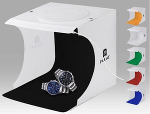 New Arrival Portable Mini Photo Studio Box Photography Backdrop LED Light Room Tent Tabletop Shooting box