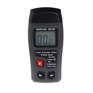 Wholesale Wood Moisture Meter Analyzer Humidity Tester Timber Damp Detector Hygrometer Pin