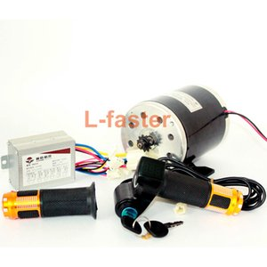Wholesale 24V36V48V W Electric Scooter Brush Motor Kit High Speed UNITE motor MY1020 Child Motorcycle MX350 Upgrade Conversion Kit