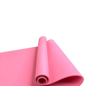 Wholesale new Gym Fitness Exercise Pad Thick Non-slip Folding EVA Pilates Supplies Non-skid Floor Yoga Mat 4 Colors