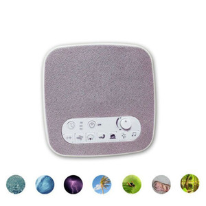 Wholesale Top quality White Noise Machine Sleep Tones Sound Machine for Baby Office Relaxation with Soothing Sounds Headphone Jack and Adjustable