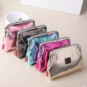 Wholesale Hot Sale New Fashion Women Hasp Coins Purse Famous Brand Women s PU Wallets Bags Luxury Change Purse Package Bolsa Best Birthday Gifts