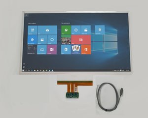 "New product fashion style 32"" interactive touch screen foil film 10 multi touch usb cable for LCD LED monitor display screen on Sale"